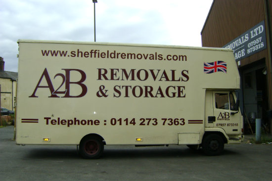 house removals company sheffield