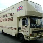 removal companies sheffield