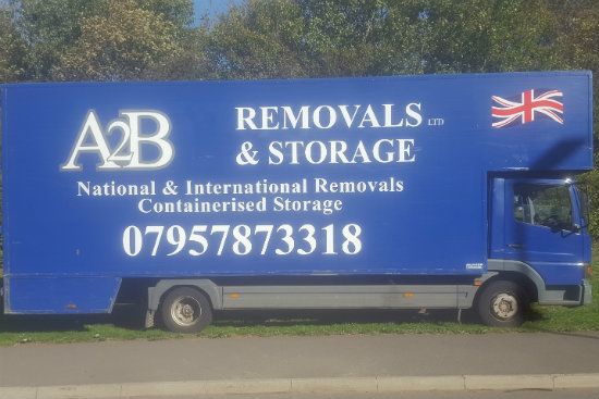 A2B House Removals Sheffield