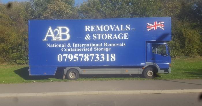 a2b moving company sheffield