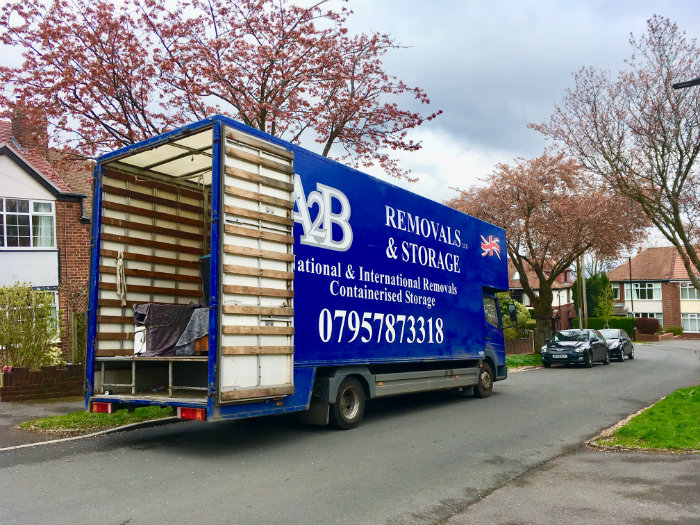 removals sheffield