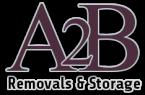 a2b removals sheffield logo